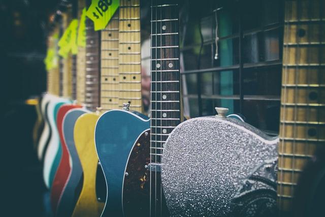 matériel musical investissement